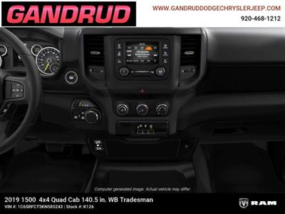 2019 Ram 1500 Quad Cab 4x4,  Pickup #K126 - photo 16