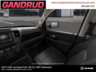 2019 Ram 1500 Quad Cab 4x4,  Pickup #K126 - photo 2