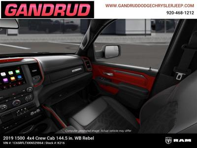 2019 Ram 1500 Crew Cab 4x4,  Pickup #K216 - photo 2