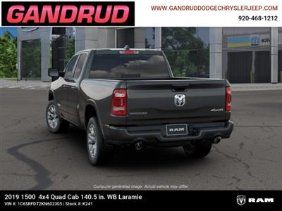 2019 Ram 1500 Quad Cab 4x4,  Pickup #K241 - photo 7