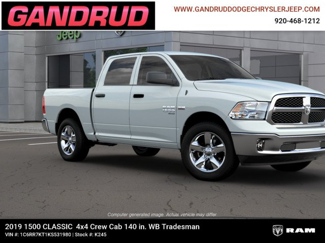 2019 Ram 1500 Crew Cab 4x4,  Pickup #K245 - photo 12
