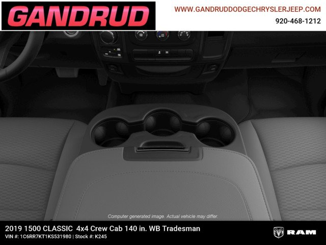 2019 Ram 1500 Crew Cab 4x4,  Pickup #K245 - photo 17