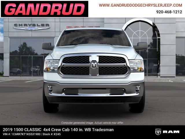 2019 Ram 1500 Crew Cab 4x4,  Pickup #K245 - photo 3