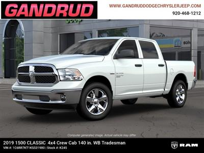 2019 Ram 1500 Crew Cab 4x4,  Pickup #K245 - photo 1