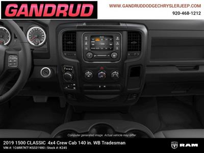 2019 Ram 1500 Crew Cab 4x4,  Pickup #K245 - photo 16