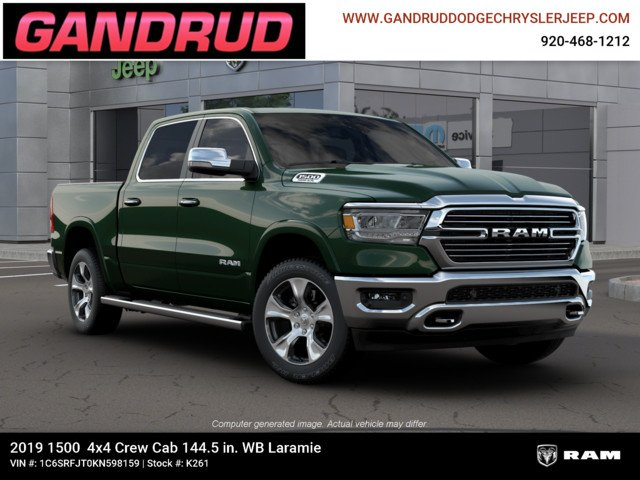 2019 Ram 1500 Crew Cab 4x4,  Pickup #K261 - photo 12