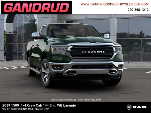 2019 Ram 1500 Crew Cab 4x4,  Pickup #K261 - photo 13