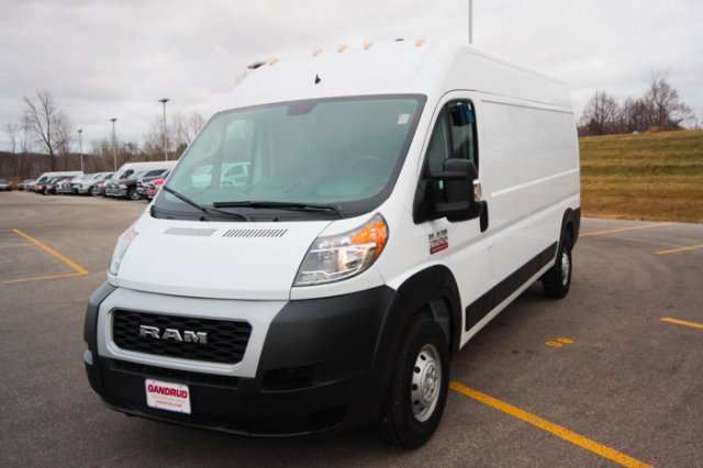 2019 ProMaster 2500 High Roof FWD,  Empty Cargo Van #K280 - photo 28