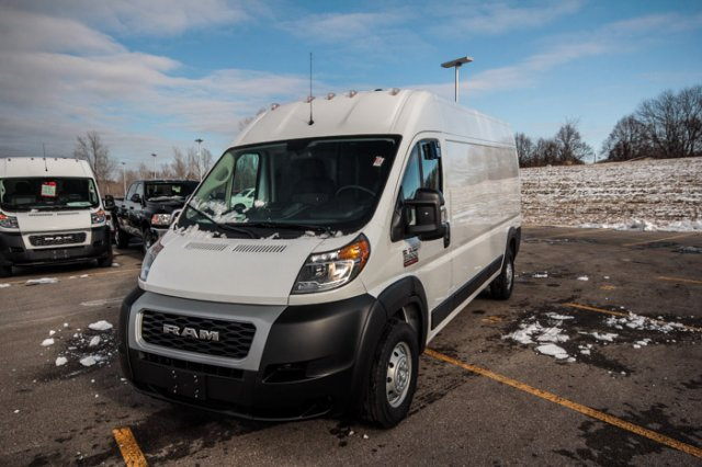 2019 ProMaster 2500 High Roof FWD,  Empty Cargo Van #K286 - photo 26
