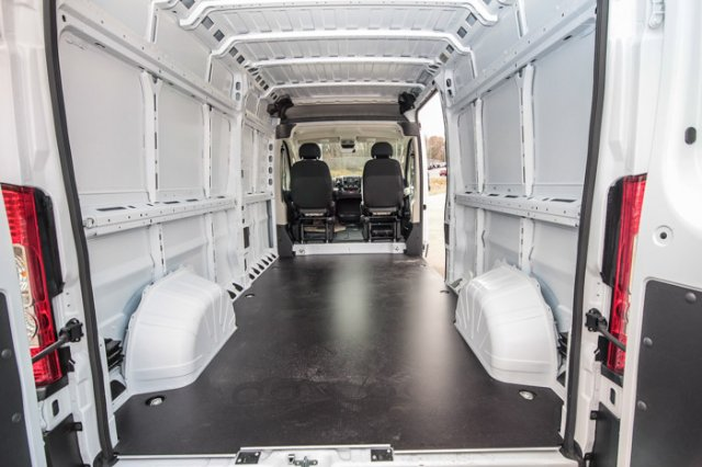 2019 ProMaster 2500 High Roof FWD,  Empty Cargo Van #K287 - photo 2