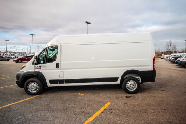 2019 ProMaster 2500 High Roof FWD,  Empty Cargo Van #K287 - photo 22