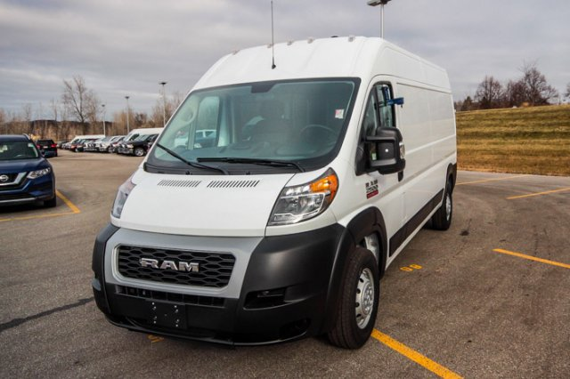 2019 ProMaster 2500 High Roof FWD,  Empty Cargo Van #K287 - photo 27