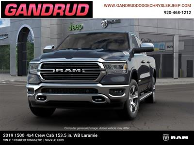 2019 Ram 1500 Crew Cab 4x4,  Pickup #K309 - photo 4