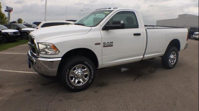2018 Ram 2500 Regular Cab 4x4,  Pickup #18852 - photo 1