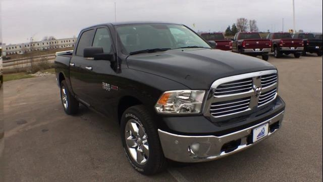 2018 Ram 1500 Crew Cab 4x4,  Pickup #18943 - photo 3