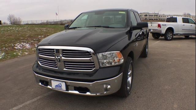 2018 Ram 1500 Crew Cab 4x4,  Pickup #18943 - photo 4