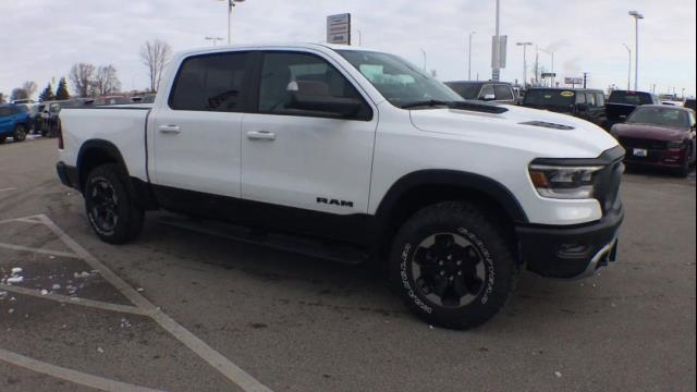 2019 Ram 1500 Crew Cab 4x4,  Pickup #19257 - photo 3