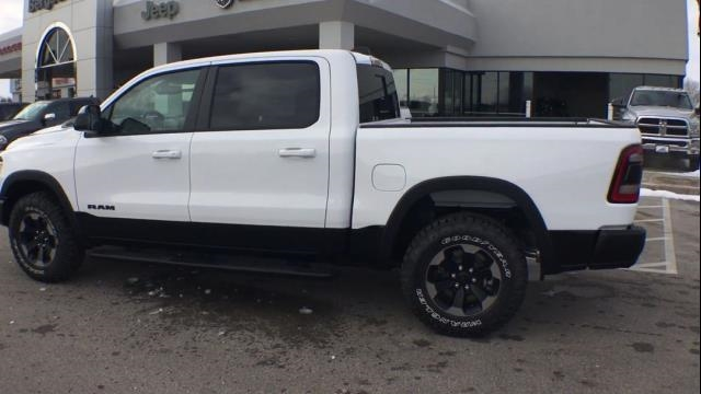 2019 Ram 1500 Crew Cab 4x4,  Pickup #19257 - photo 7