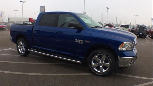2019 Ram 1500 Crew Cab 4x4,  Pickup #19260 - photo 3