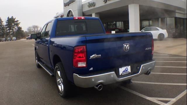 2019 Ram 1500 Crew Cab 4x4,  Pickup #19260 - photo 8