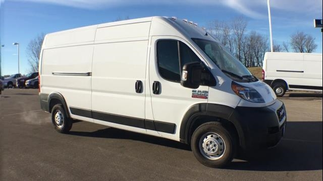 2019 ProMaster 2500 High Roof FWD,  Empty Cargo Van #19281 - photo 3
