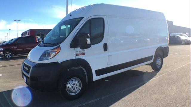 2019 ProMaster 2500 High Roof FWD,  Empty Cargo Van #19282 - photo 5