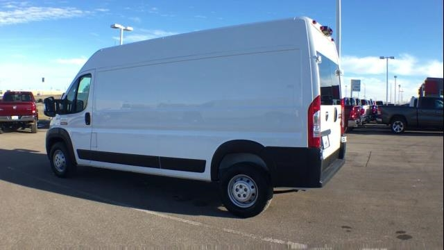 2019 ProMaster 2500 High Roof FWD,  Empty Cargo Van #19282 - photo 7