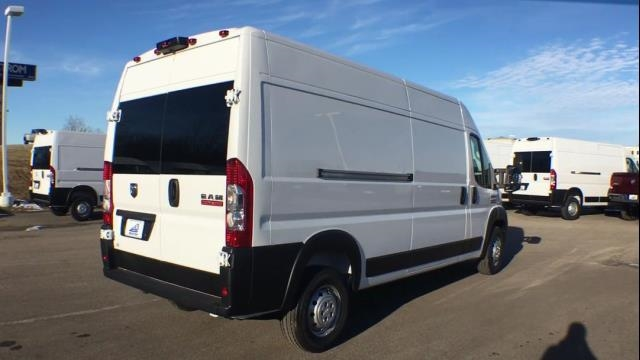 2019 ProMaster 2500 High Roof FWD,  Empty Cargo Van #19282 - photo 9