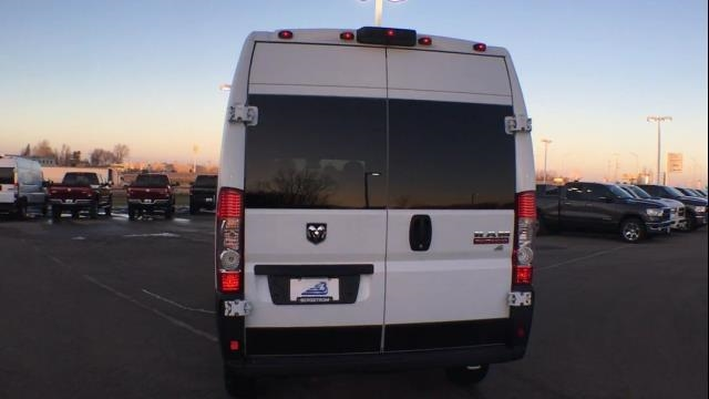 2019 ProMaster 2500 High Roof FWD,  Empty Cargo Van #19284 - photo 8