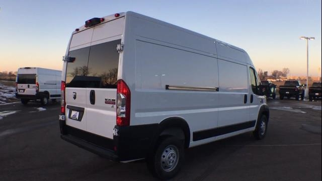 2019 ProMaster 2500 High Roof FWD,  Empty Cargo Van #19284 - photo 9