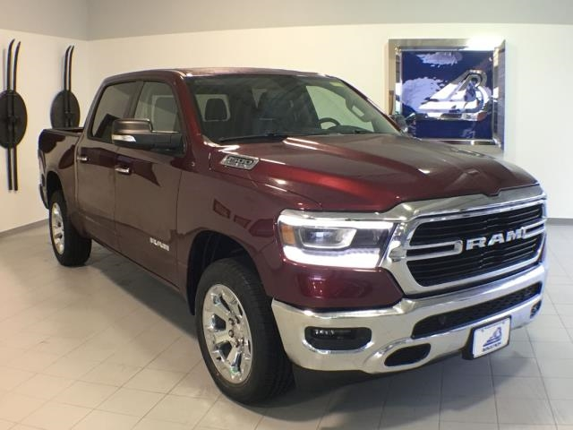 2019 Ram 1500 Crew Cab 4x4,  Pickup #19337 - photo 1