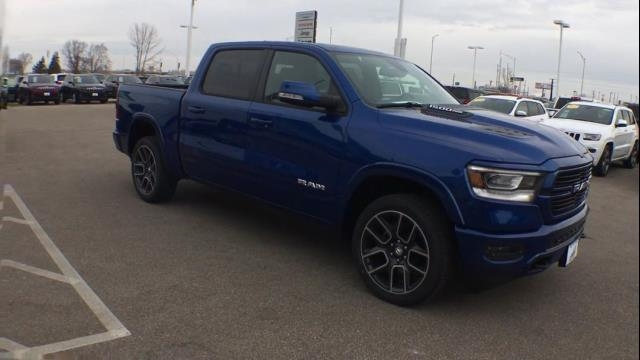 2019 Ram 1500 Crew Cab 4x4,  Pickup #19376 - photo 3