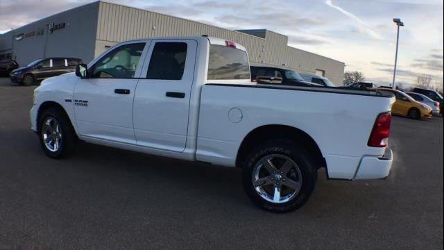 2017 Ram 1500 Quad Cab 4x4,  Pickup #K2428 - photo 7