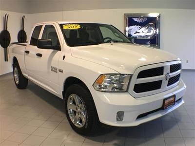 2017 Ram 1500 Quad Cab 4x4,  Pickup #K2428 - photo 1