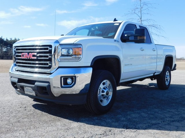 2018 Sierra 2500 Extended Cab 4x4,  Pickup #GT02438 - photo 9