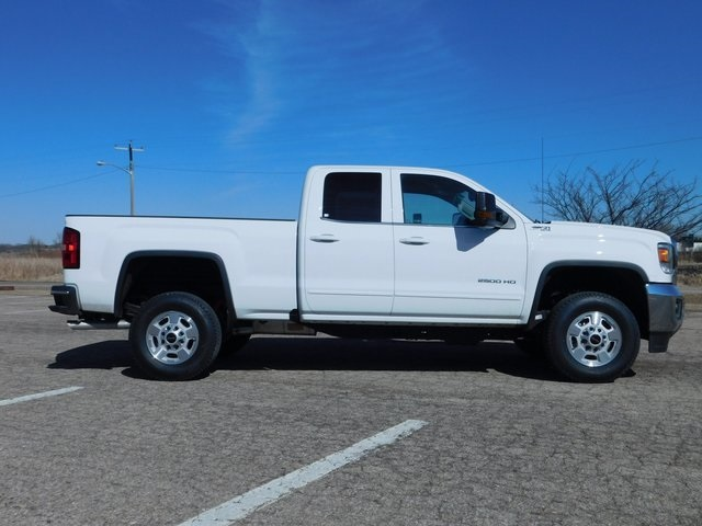 2018 Sierra 2500 Extended Cab 4x4,  Pickup #GT02438 - photo 3