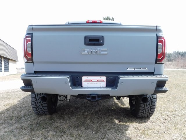 2018 Sierra 1500 Crew Cab 4x4,  Pickup #GT02632 - photo 10