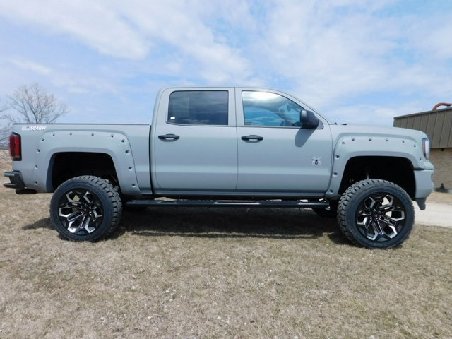 2018 Sierra 1500 Crew Cab 4x4,  Pickup #GT02632 - photo 3