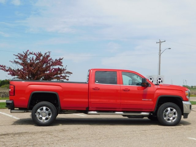 2018 Sierra 3500 Crew Cab 4x4,  Pickup #GT02658 - photo 3