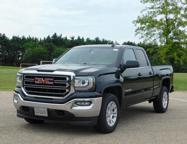 2019 Sierra 1500 Extended Cab 4x4,  Pickup #GT02821 - photo 8