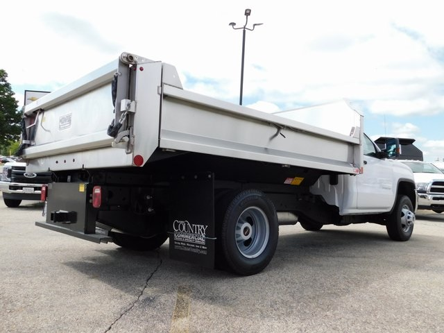 2019 Sierra 3500 Regular Cab DRW 4x4,  Monroe Dump Body #GT02825 - photo 2