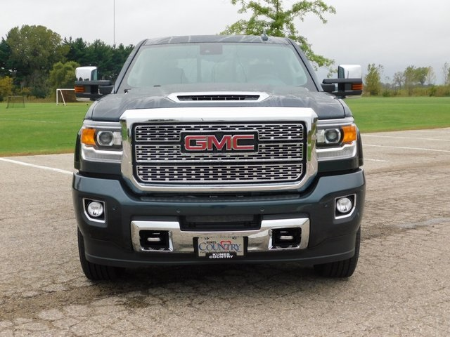 2019 Sierra 2500 Crew Cab 4x4,  Pickup #GT02877 - photo 9