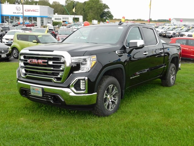 2019 Sierra 1500 Crew Cab 4x4,  Pickup #GT02884 - photo 9