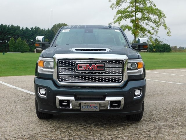 2019 Sierra 2500 Crew Cab 4x4,  Pickup #GT02900 - photo 9
