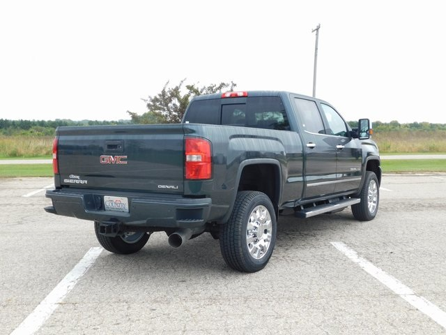 2019 Sierra 2500 Crew Cab 4x4,  Pickup #GT02900 - photo 2