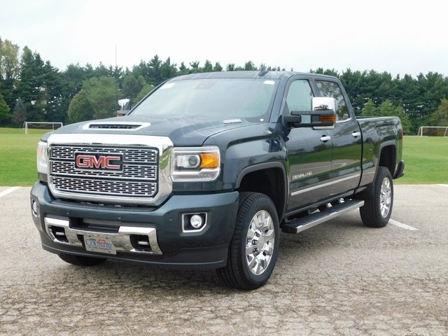 2019 Sierra 2500 Crew Cab 4x4,  Pickup #GT02900 - photo 8