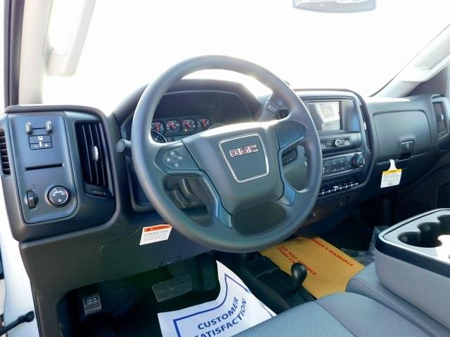 2019 Sierra 3500 Regular Cab DRW 4x4,  Monroe Service Body #GT02954 - photo 4