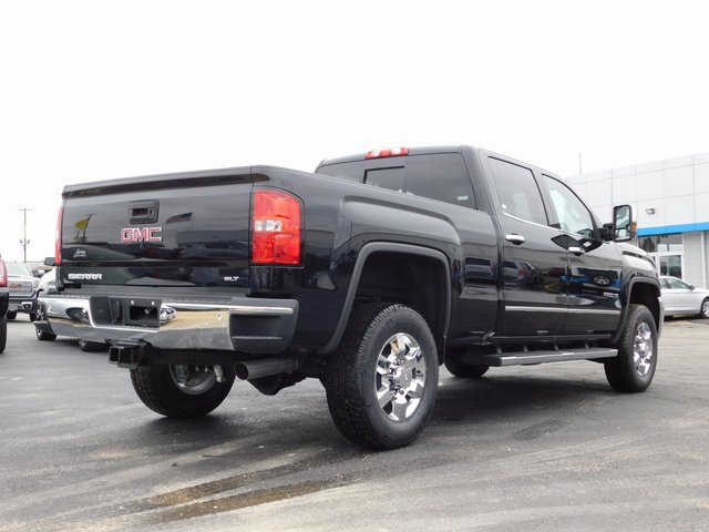 2019 Sierra 2500 Crew Cab 4x4,  Pickup #GT02963 - photo 2