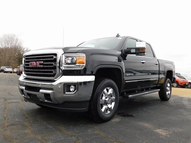 2019 Sierra 2500 Crew Cab 4x4,  Pickup #GT02963 - photo 12