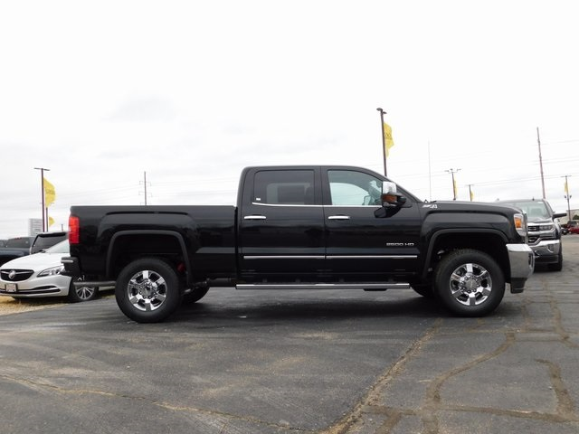 2019 Sierra 2500 Crew Cab 4x4,  Pickup #GT02963 - photo 3